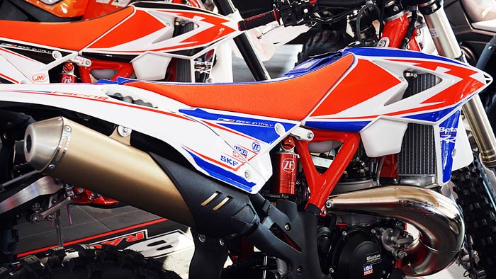 Beta Motorcycles RR RACING 2T 300 MY 2019 (Detail)