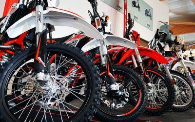 Beta Motorcycles Vertragshändler