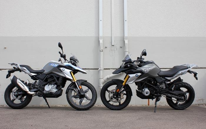 Die neue BMW G 310 GS bei Motorrad Bayer GmbH in Ulm/ Senden