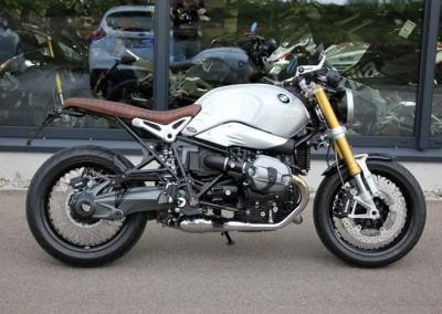 BMW R nineT 2016 Umbau (v. re)
