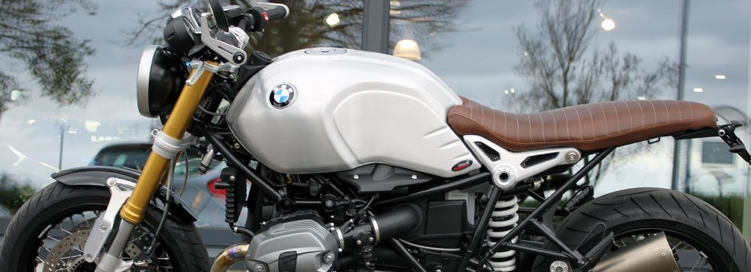 BMW R nine T 2016 Umbau