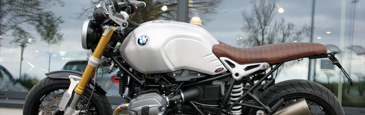 BMW R nine T Umbau – 2016