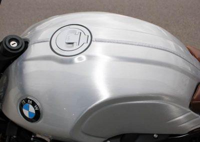BMW R nineT 2016 Umbau (Aluminiumtank)