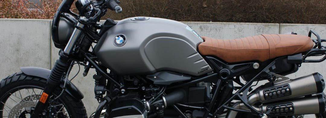 BMW R nineT Scrambler Umbau (Modelljahr 2018)