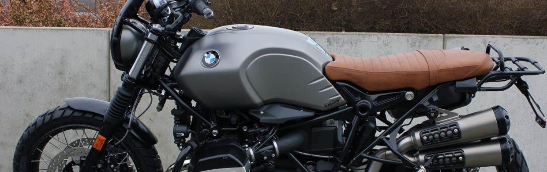 BMW R nine T Scrambler Umbau – 2018