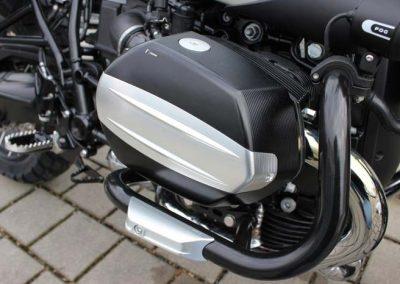 BMW R nine T Scrambler Umbau – Zylinderkopfabdeckung