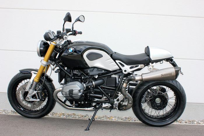 Bmw R Ninet Umbau Motorrad Bayer Gmbh