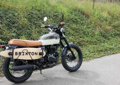 BRIXTON BX 125 SK8 Limited Edition