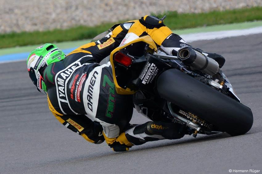 Marvin Fritz - MOTORRAD BAYER · BIKERBOX · LANGENSCHEIDT – RACING (Doppelsieg in Assen)
