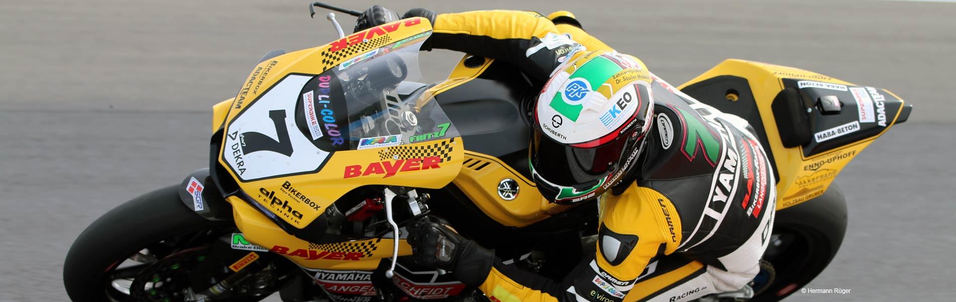 Marvin Fritz - Bayer - Bikerbox - Langenscheidt - Racing