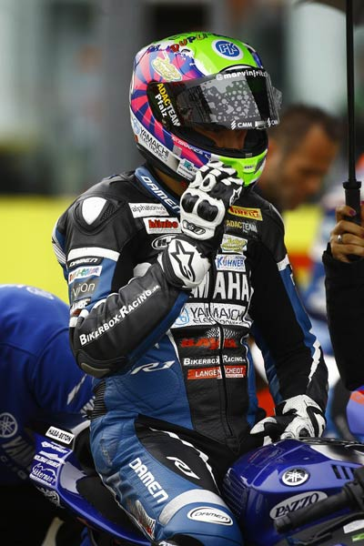Marvin Fritz - Magny Cours 2017