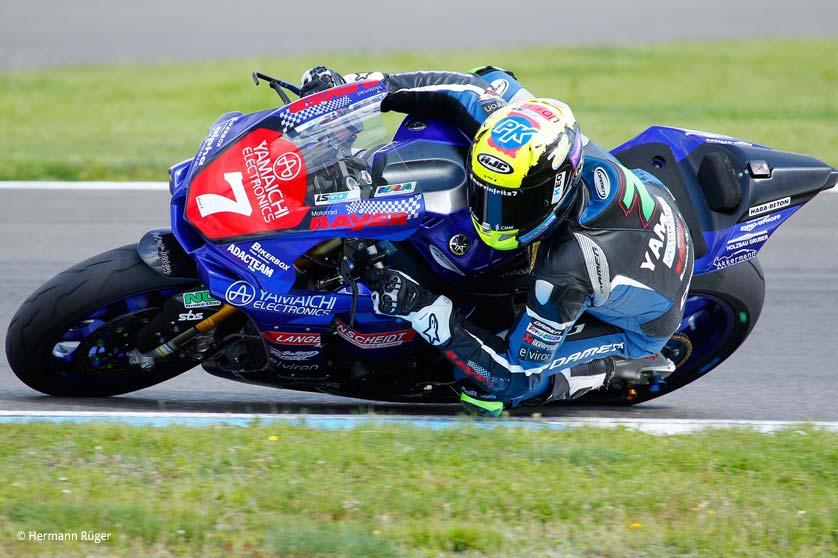 Marvin Fritz - Superstock 1000 - Lausitzring 2017