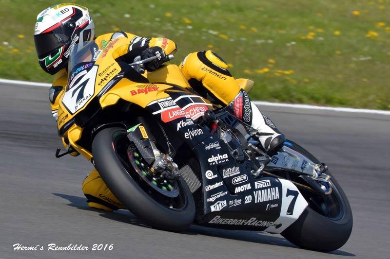 Marvin Fritz - Team Motorrad Bayer Bikerbox Langenscheidt Racing