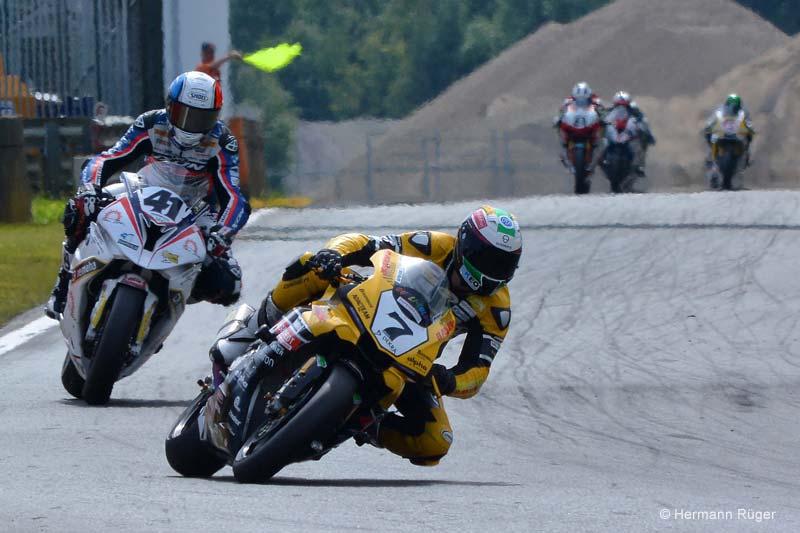 Marvin Fritz - Team Motorrad Bayer Bikerbox Langenscheidt - Racing (Circuit Zolder)