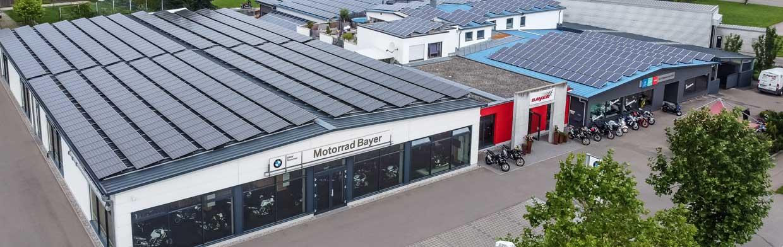 Motorrad Bayer GmbH - Motorradzentrum Ulm/Senden