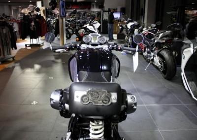 Nikolaustag im Motorradzentrum Ulm/ Senden