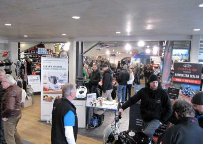Saisonstart 2018 im Motorradzentrum Ulm/Senden