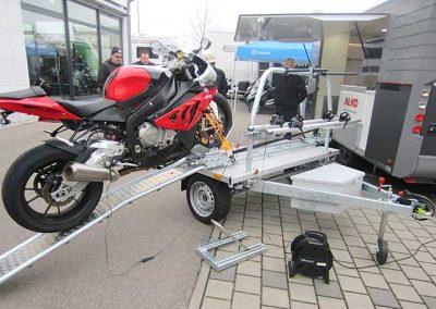 sSaisonstart 2018 im Motorradzentrum Ulm/Senden