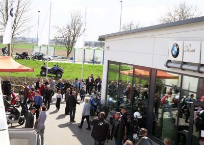 Start in die Zweiradsaison 2019 - Motorrad Bayer GmbH Ulm / Senden