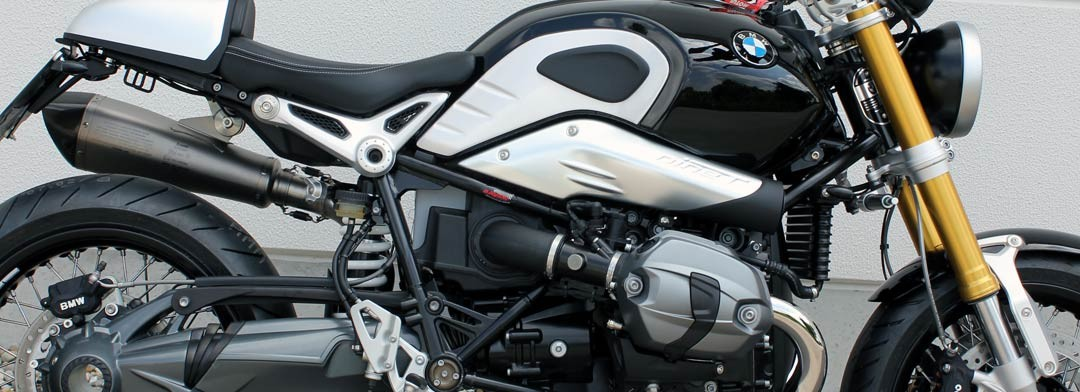 BMW R nine T Umbau