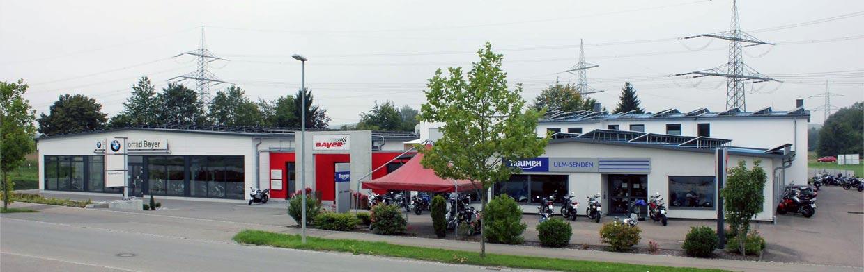 Motorrad Bayer GmbH - Motorradzentrum Ulm / Senden