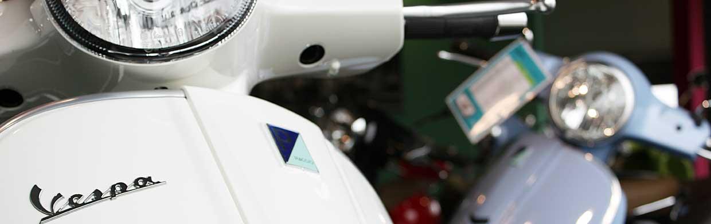 Vespa GTS - Motorrad Bayer GmbH Ulm / Senden