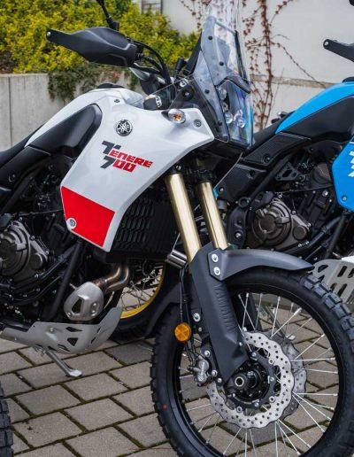 Yamaha Ténéré 700 Competition White - 2021