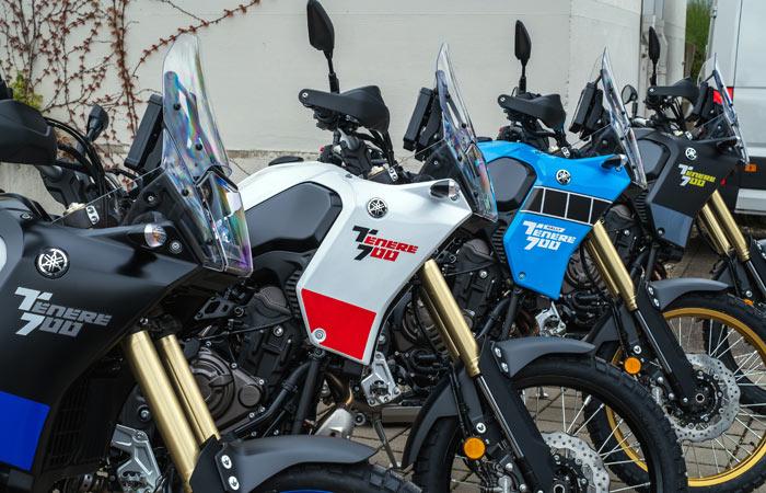YAMAHA Ténéré 700 Editionen - Motorrad Bayer GmbH in Ulm/Senden