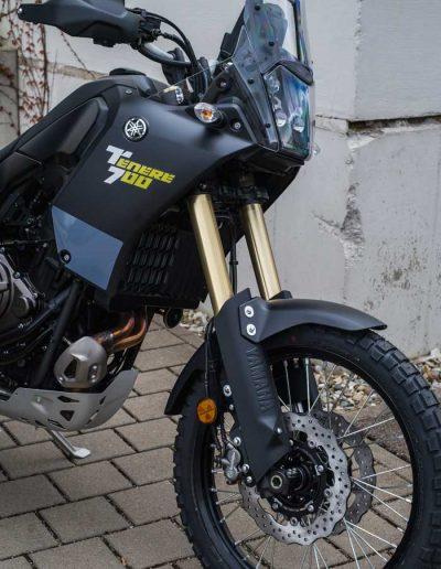 Yamaha Ténéré 700 Power Black - Mod. 2021