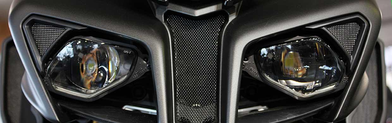 Yamaha Transformer Front